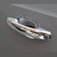 Stainless Outer Side Door Handle Cover Trim Fit For Lexus ES200 260 300H 2018