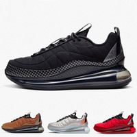 Wholesale black table tennis shoes resale online - 720 Sneaker for Men Metallic Silver Sneakers Mens Total Anthracite Sports Shoes Men s Speed Red Running Shoe Man Trainers Male