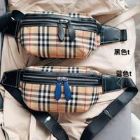 mini fermuar para çantaları toptan satış-2019 Yeni Stil Moda Katı Kadın Gezi Bel Fanny Paketi Tatil Para Kemer Cüzdan Mini Fermuar 0323 çanta çanta