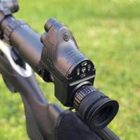 ingrosso telecamere di visione notturna di caccia-PARD NV007 Digital Night Vision Scope HD 1080P IR Day and Night Caccia Telecamera Tactical Riflescope Attachment con funzione Wi-Fi
