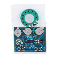 Wholesale voice module sound for sale - Group buy Fm Radio Mini Radio S Recordable Music Sound Voice Module Chip W With Button Battery Control Digital Receiver