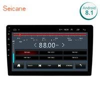 радио для toyota hilux оптовых-Seicane Универсальный Автомобильный Радиоприемник Для TOYOTA COROLLA Camry Land Cruiser HILUX PRADO RAV4 Android 8.1 GPS Мультимедийный Плеер Штатная Головка