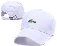 chapéus snapback venda por atacado-New Style osso de Alta qualidade Ajustável Viseira Curvo Casquette boné de beisebol das mulheres gorras Urso pai polo chapéus para homens hip hop Snapback Caps