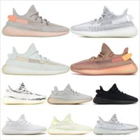 Wholesale key chain for sale - 2019 Clay chaussures Butter Cream White Beluga Kanye West Men women Running Shoes Designer Sports Sneakers With Box and Key Chain