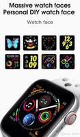 apple iwatch charging toptan satış-Doğum günü Hediyesi Apple İzle iwatch 4 44mm Akıllı İzle Bluetooth kablosuz paslanmaz çelik serisi Andoid için 4 Kablosuz Şarj nabız