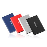 harici harici disk toptan satış-HDD Sabit Disk Harici Sabit Sürücü 1 TB HD Harici 2TB 1T Sabit Disk Harici 2 Depolama Aygıtına Harici Harde Schijf 500GB 750GB