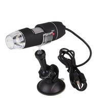 Wholesale high quality hd video camera resale online - Hot Sale New Portable x Digital USB Microscope Endoscope Magnifier Video Camera High Quality Microscopio