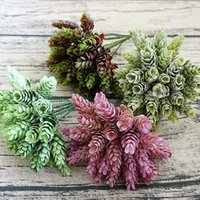 Fleurs Artificielles Bon Marche Vert Distributeurs En Gros