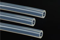 Wholesale transparent hose for sale - Group buy Transparent silica gel hose water pipe non toxic odorless glass bongs fittings