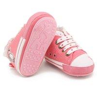новые туфли для девочки оптовых-Pudcoco  New Newborn Infant Baby Girl Prewalker Crib Shoes Sneakers Flat Shoes Prewalkers