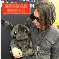 videospiele plüsch großhandel-Heißer verkauf japan fragment pikachu plüsch puppe spielzeug fragment design mode kuscheltiere spielzeug