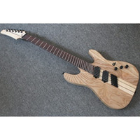 Wholesale electric guitar for sale - Factory custom new retro solid guitar Korea top electric guitar natural wood color