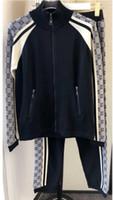 Wholesale women s tracksuit sale resale online – women Hoodies jacket suit Women Jumper Pull Femme Autumn Winter Brand tags tracksuit set hoodies sale hoodie pants