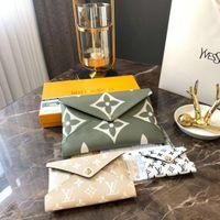 materiales para bolsos al por mayor-Bolsos de lujo Material original Bolsos de diseñador de bordado de alta calidad Famosos bolsos de cuero L Bolsos vienen de syx 95.