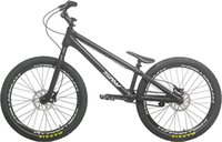 Wholesale black complete bike for sale - Group buy Newest SAW quot Complete Street Trial Bike Jump BIke Hydraulic rim Disc brake Inspired Danny MacAskill ECHOBIKE