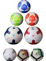 fußball-premier league groihandel-Meisterliga 2018 2019 Größe 5 Bälle Fußball hochwertiges schönes Spiel Liga Premier 18 19 Fußbälle (Schiff die Bälle ohne Luft)
