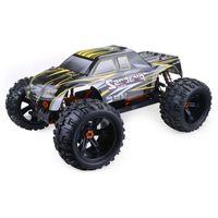 motor de coche rc 4wd al por mayor-ZD Racing 9116 1/8 4WD RC Car Truck Metal Frame Brushless 100 km / h RTR RC Car Kids Toys 2019 Nuevos regalos