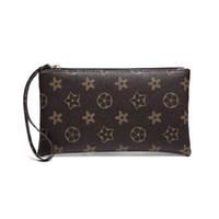 Wholesale bag organizer wallet resale online - Premium Ladies Handbag Womens Luxury Designer Handbags Purses Women Fashion Bags PU Bags Coin Purse Key Case