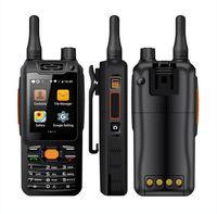 zoll 4g lte smartphone großhandel-Neues F25 4G Zello PTT-Funksprechgerät-Smartphone 2,4 Zoll-Handy 1 GB RAM 8 GB ROM Android 5.1 Quad Core 3500mAh