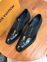 Wholesale dress peas for sale - Group buy 20SS New Business men dress shoes pointed embroidery Luxury casual wedding shoes large size breathable non slip fashion peas shoes