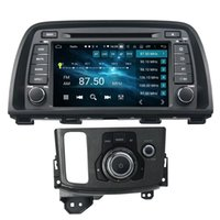 Wholesale mazda audio resale online - IPS PX5 GB GB din Android Octa Core quot Car DVD GPS for Mazda CX CX5 Audio Radio Bluetooth WIFI USB