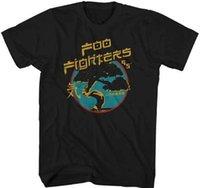ingrosso t-shirt di nazione-FOO FIGHTERS - Bonsai Tree - T SHIRT S-3XL Nuovo prodotto ufficiale Live Nation