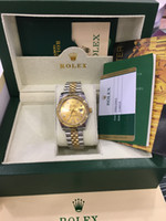 Wholesale luxury swiss mechanical watch for sale - Group buy Christmas gift swiss Automatic watches Original box certificate mm mm Mens woman mm kt Gold President CHAMPAGNE Diamond SANT