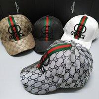 3g sport groihandel-Top-Verkauf Luxus Designer Cap Snapback Baseball Caps Freizeit Einstellbare Hysteresen Hüte Casquette Outdoor Golf Sport G 3g Papa Hut
