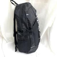 Wholesale denim school bag resale online - SUP reflect Design Luxury Unisex Shoulder School Backpack Travel Bags Large Capacity Outdoor Zipper Soild Nylon Men s Waterproof Backpack