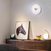 aşağı led led duvar lambası toptan satış-Led Duvar Işıkları Modern Akrilik Yukarı Aşağı Duvar Aplikleri Başucu Lambası Mutfak Restoran Oturma Odası Oturma Odası için Lamba Led banyo Işık