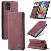 Wholesale galaxy a20 wallet case for sale – best CaseMe Magnetic Wallet PU Leather Case For Samsung A10 A20 A30 A40 A50 A30S A70 A80 A10S A20S A70S A20E A51 A71 A81 A91 M21 M31 M10 M20 M30
