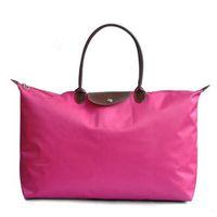 Wholesale new large capacity solid color handbag resale online - Brand New Handbags Women Fashion Oxford Shoulder Bags Lady Large Capacity Practical Female Handbag Solid Color Woman Bag Messenger Purse