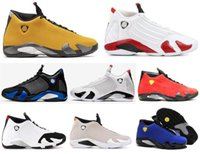 Wholesale candies sneakers for sale - Group buy With Box Reverse Ferr Yellow Candy Cane Sup Red Blue Suede Basketball Shoes Men s Black Toe Desert Sand Indiglo Oxidized Sneakers
