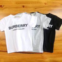 chemises imprimées mère fille achat en gros de-Chemise imprimée de lettres de famille, t-shirt en coton 100% Mère et fille, père, fils, vêtements, correspondance, princesse, prince