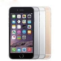 original 4g handy 5,5 zoll großhandel-Original entsperrte Apple iPhone 6 Plus 4G LTE Handys 16 GB / 64 GB / 128 GB ROM 4,7 / 5,5 Zoll iPhone 6p WCDMA IOS NFC Smartphones