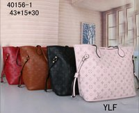 Wholesale fiber for pillows resale online - Mid aged women s bags in New fashionable handbags for European and American mothers in spring