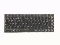 lenovo espanhol venda por atacado-Teclado backlit latino-espanhol para Lenovo Yoga 2 13 (20344/20345 / 80DM / 80DN)
