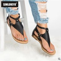 291eaebf9d01b Discount ladies black sandal size 43 - SIMLOVEYO 2019 cool Women's  sandals. SIMLOVEYO 2019 cool Women's sandals Ladies shoes Flat ...