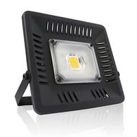 preço do sensor de luz venda por atacado-WY Novo 2019 Ultrathin 50 W CONDUZIU a luz de inundação à prova d 'água IP67 luzes de inundação para a Paisagem caminho muitos em estoque