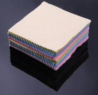 brille wischt tuch großhandel-Mikrofaser-Reinigungstuch-Quadrat-Handtuch oder Lcd-Bildschirm-Tablet-Telefon-Computer-Laptop-Glas-Linsen-Brillen-Abwischen saubere Tücher