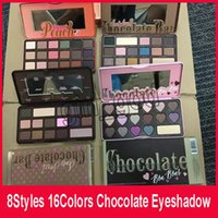 Wholesale chocolate bar makeup palette for sale - Group buy Hot sweet peach eye shadow Chocolate Gold palette eyeshadow Too fAce white Chocolate bar colors Peaches Eye shadow Makeup Cosmetics