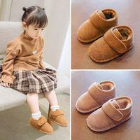 Wholesale walker shoes for infants online - Baby Boy Shoes Infant First Walkers Nonslip Soft SoleToddler Baby Shoes For M Baby Soft Sole Shoes RRA716