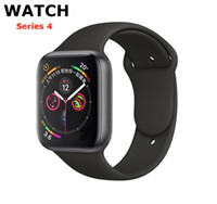 Wholesale sports watches heart rate monitors online – For iPhone iWatch IWO Smart Watch mm Series to1 Bluetooth Smartwatch Heart Rate Monitor Sport Wristwatch For iPhone Samsung