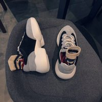 Wholesale high quality design sock neaker brand trainer Luxury shoes have many clolors fast delivery by DHL made by original lamb skin
