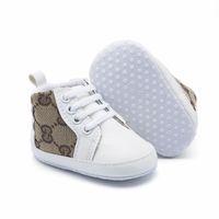 Wholesale baby boy newborn crochet shoes for sale - Group buy Baby Boys Designer Shoes for Sale Cute Mocasins Unisex Baby First Walkers Designer Footwear for Infants Newborn Gift Shoes