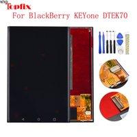 böğürtlen dokunmatik ekranlı sayısallaştırıcı toptan satış-BlackBerry Keyone DTEK70 Için 4.5
