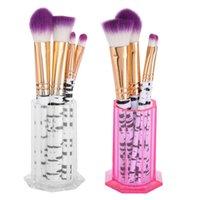 malerei veranstalter großhandel-Nail Art Brushes Aufbewahrung Nail Painting Pen Case Organizer Maniküre Werkzeuge Container