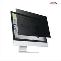monitor de filtro de privacidad al por mayor-YOSON 29/30 / 31.5 / 32/34/35 pulgadas Pantalla de monitor LCD Filtro de privacidad / película anti pío / película anti reflejo / película anti espía