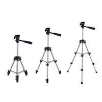 evrensel taşınabilir üçayak toptan satış-Açık Balıkçılık Lamba Dirseği Evrensel Taşınabilir Kamera Aksesuarları Teleskopik Mini Hafif Tripod ZZA282 Tutun Standı