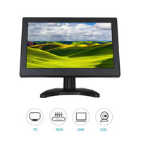 Wholesale lcd cctv monitor resale online - Eyoyo ZXD inch HDMI TFT LCD VGA TV AV TFT LCD Color Monitor For CCTV PC Security System LED Display screen